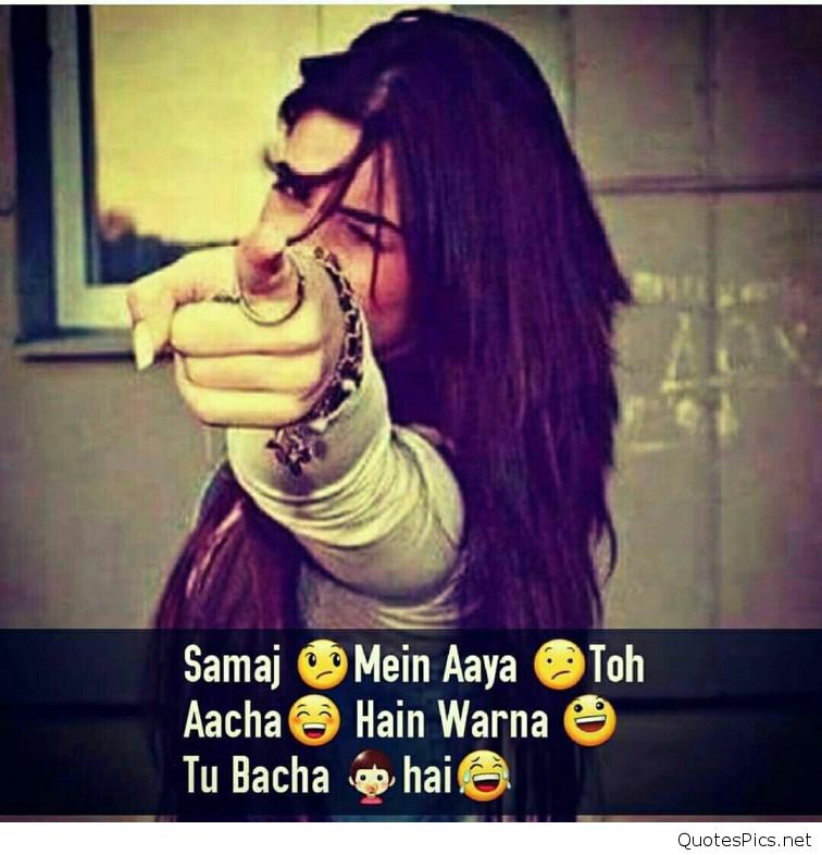 girl attitude whatsapp DP