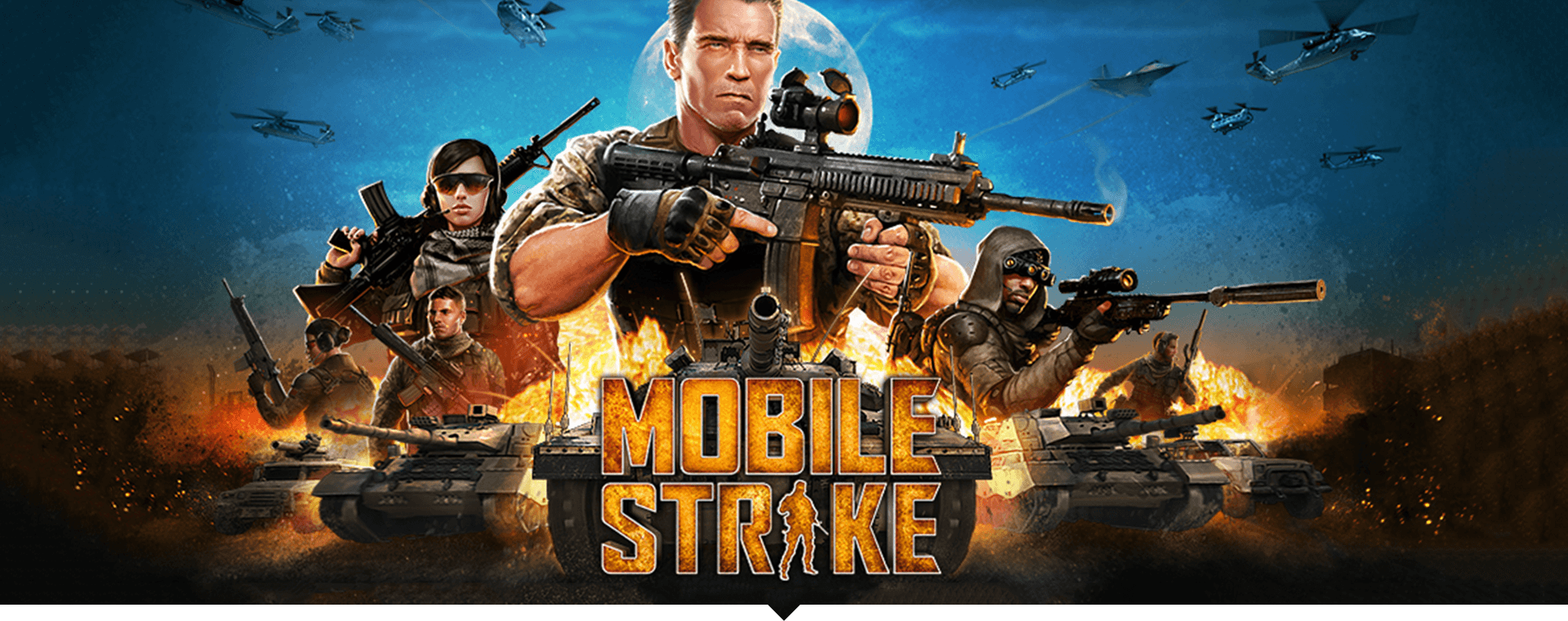 mobile strike for pc
