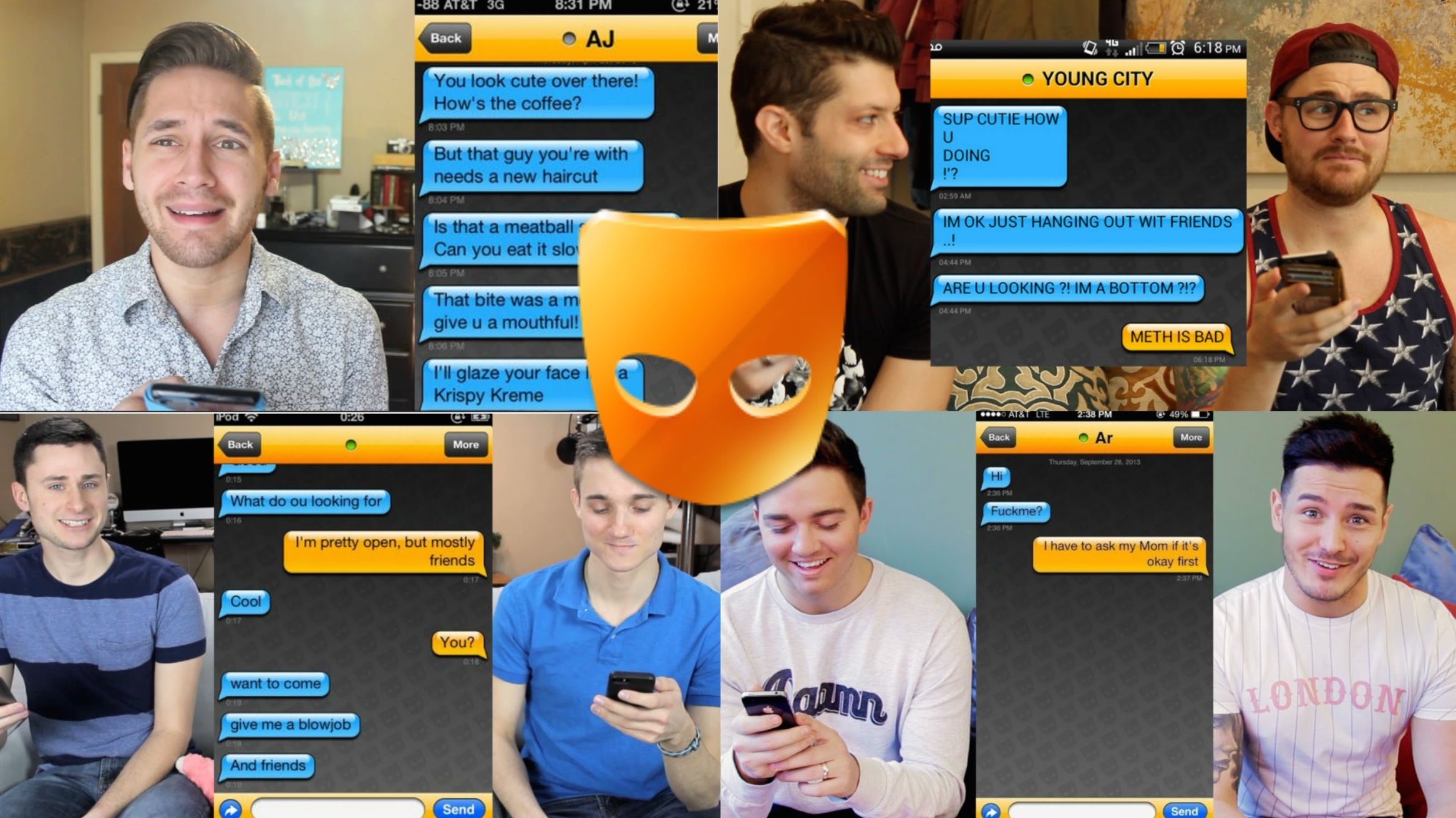 Get Grindr Gay chat latest version for Samsung