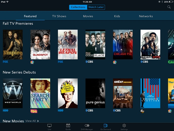 Spectrum TV App for Windows, pc, Mac  download Free