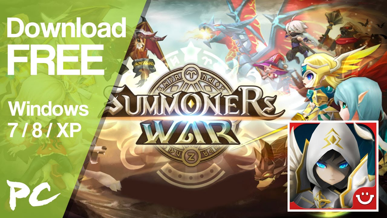 Summoers War for PC