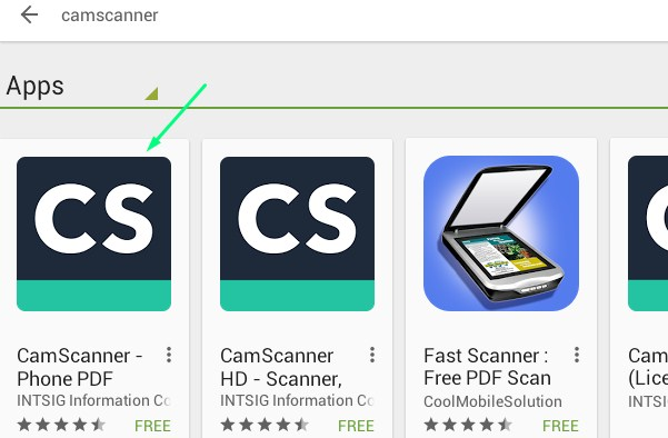 Free Download CamScanner for PC and Mac Windows 7810