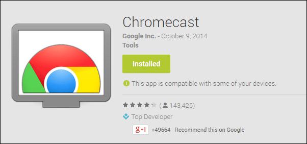 Megacast Chromecast Player for PC Windows 7810 and Mac
