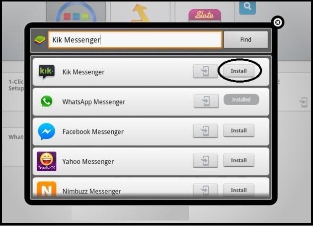 Download Kik for PC Windows and Mac