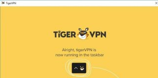 TigerVPNs for Windows PC Mac OS and Vista Free Download