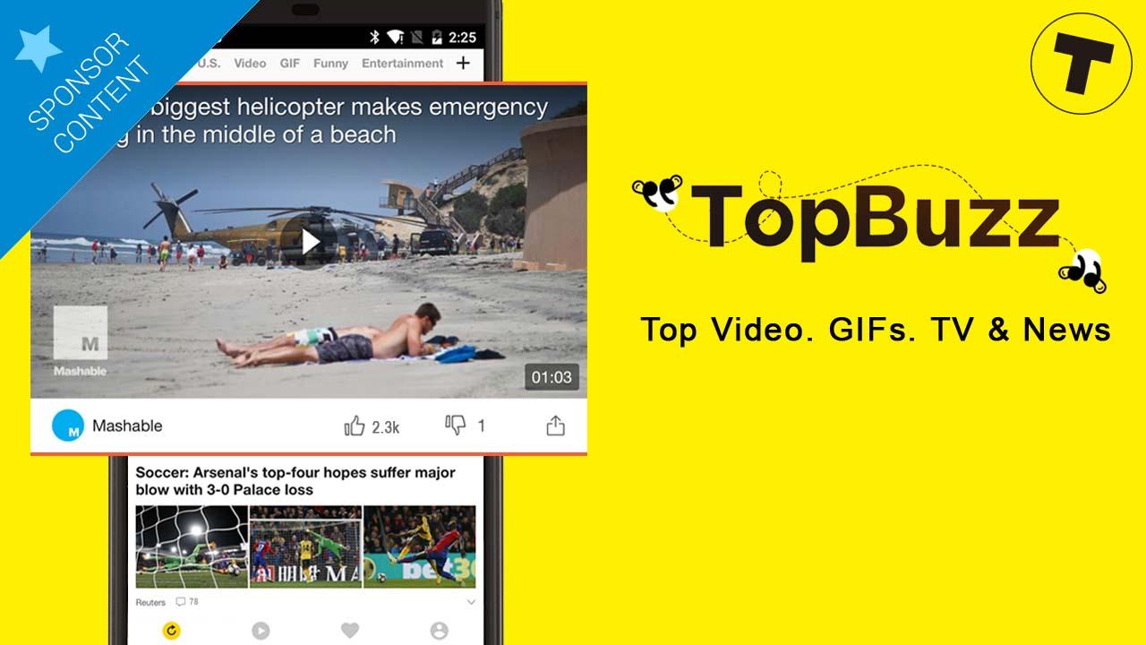 TopBuzz for PC Windows 7810 Mac
