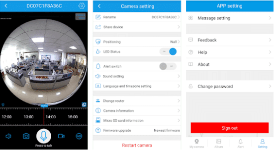 Wyze Cam for PC, Windows, Mac Free Download