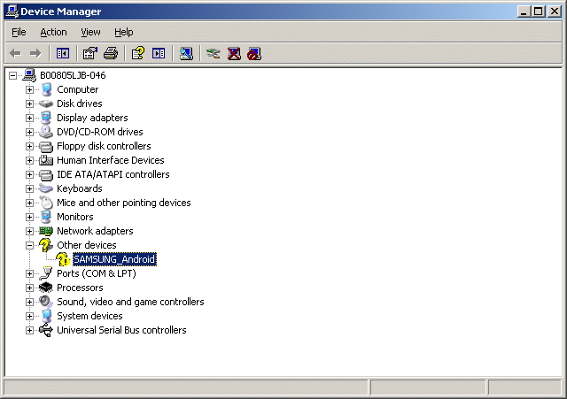 Windows Key + Xand choosingDevice Manager from the list.