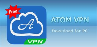 Atom VPN for PC Windows and Mac