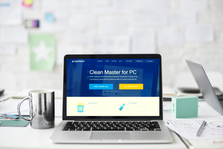 Use Clean Master App