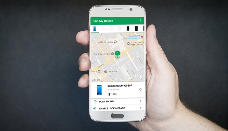 Learn to Track the Real-time Location of Your Lost Android Phone