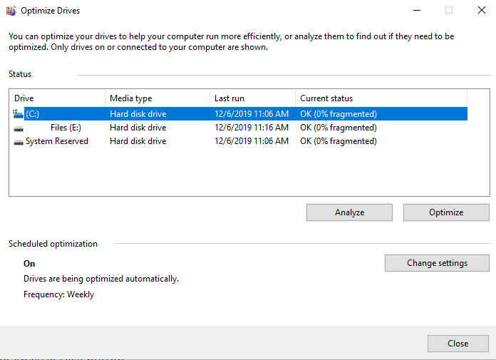 How to Defragment Your PC