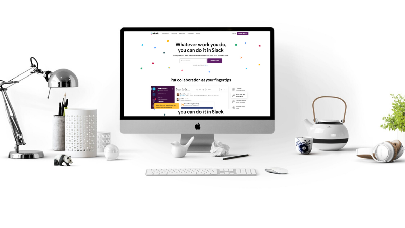 Cloud-Based Workspace Features Provided By Slack