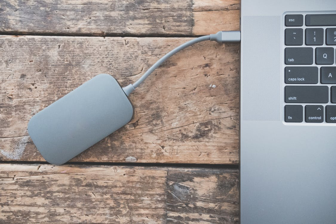 External Hard Drive: How To Back Up Your Most Important Files