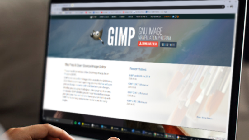 GIMP for PC