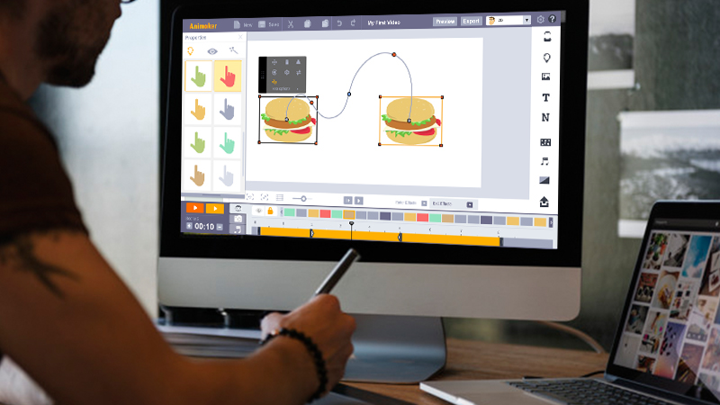 How To Use Animaker Animation Software