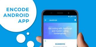 Encode Android App to Learn to Code