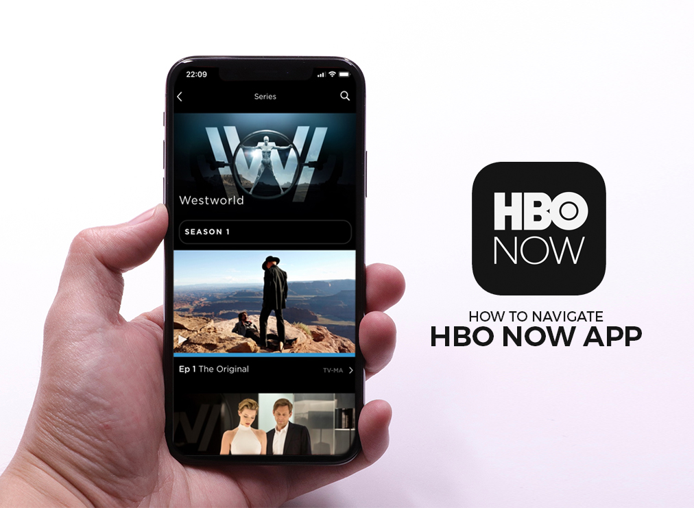 How to Navigate the HBO Now App