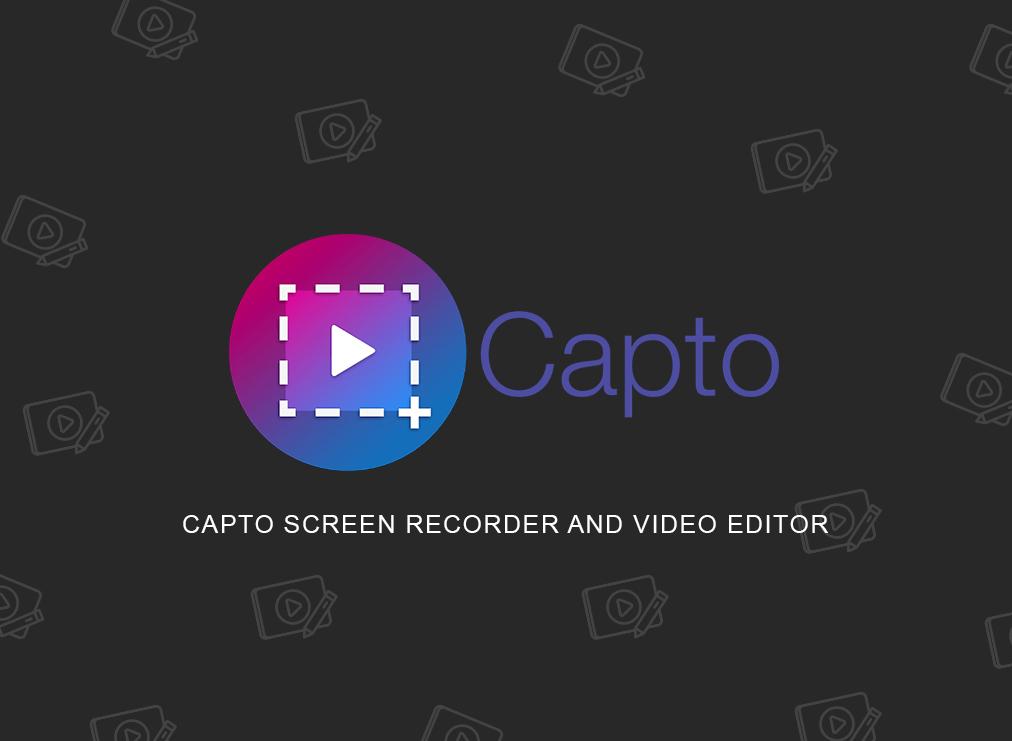 Capto Screen Recorder and Video Editor - A Brief Guide