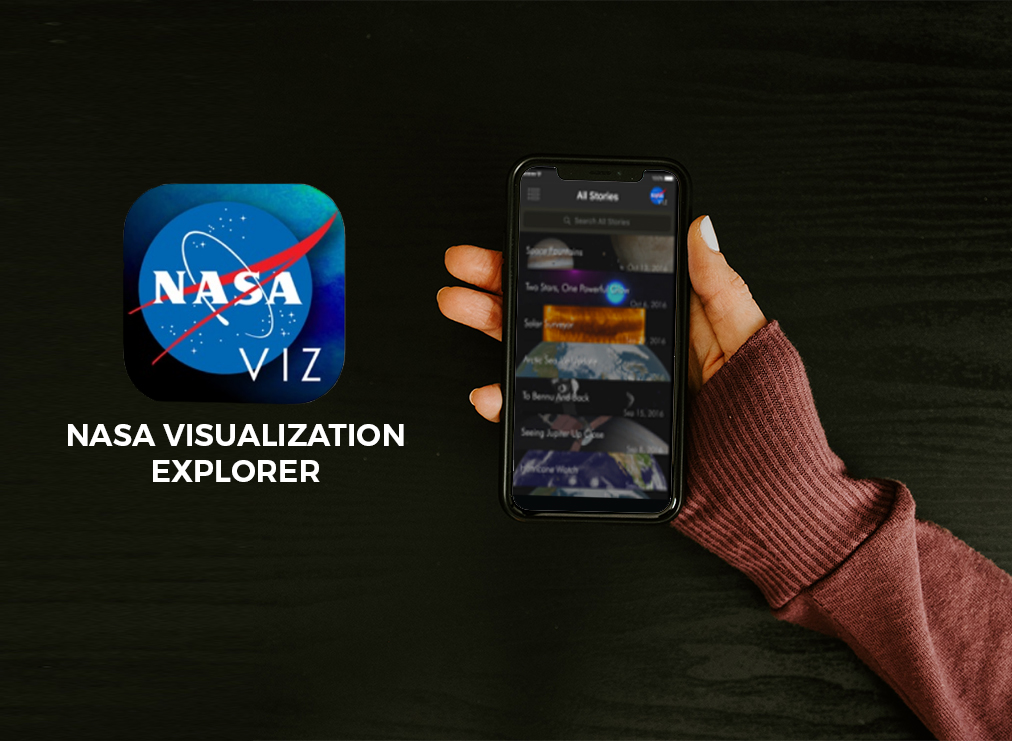 Mobile App: NASA Visualization Explorer – Check It Out Now