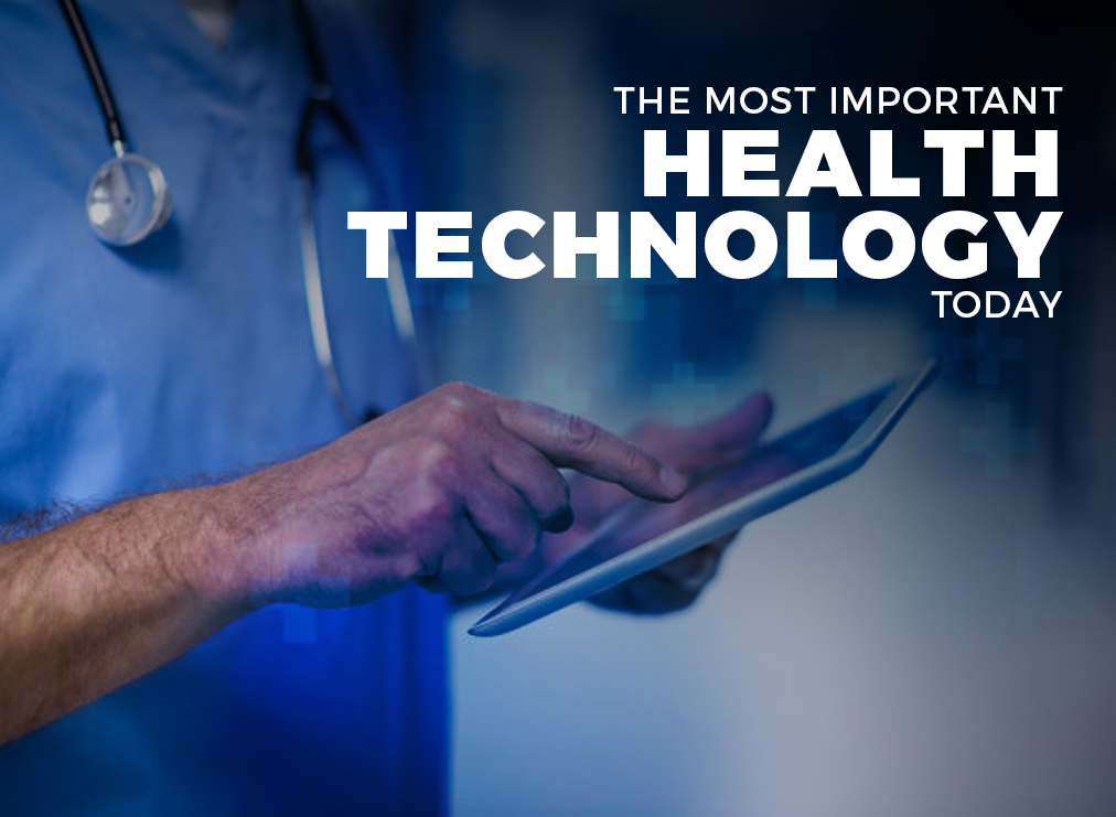 The Most Important Health Technology Today
