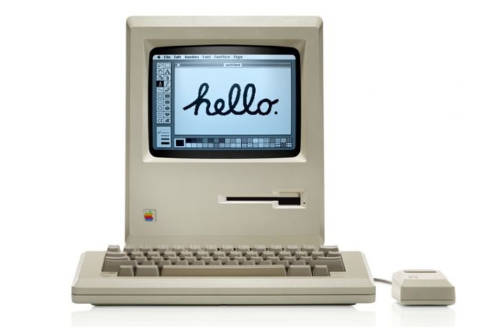 Comparing the First Mac to Computers Today