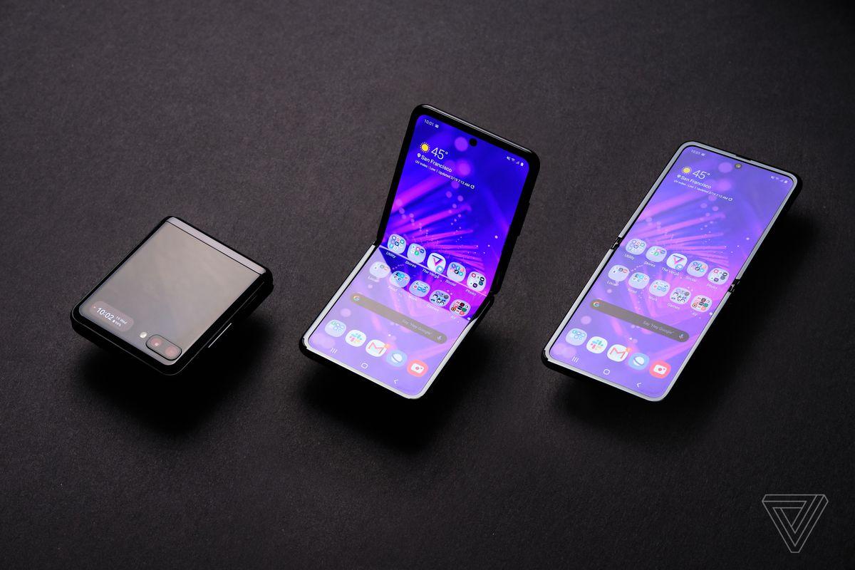 Galaxy Z Flip: Check Out the Futuristic Flip Phone