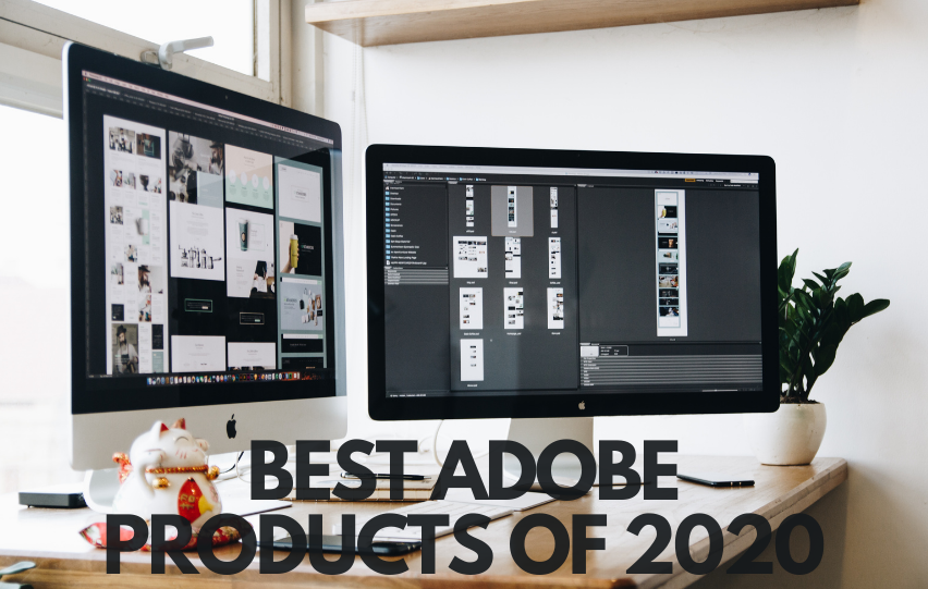 The Best Adobe Products of 2020
