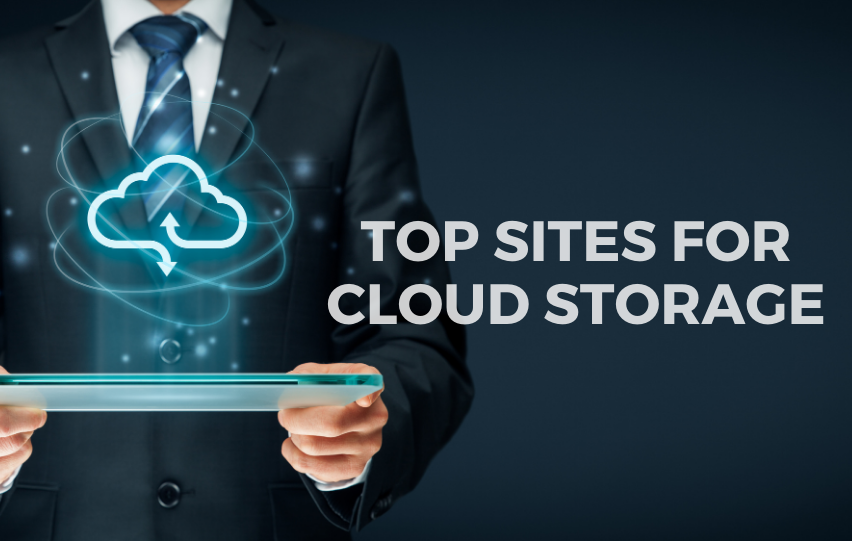 Discover the Top Sites for Cloud Storage