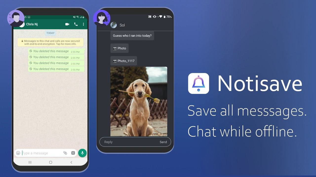 Notisave App: Learn How to Read Deleted WhatsApp Messages