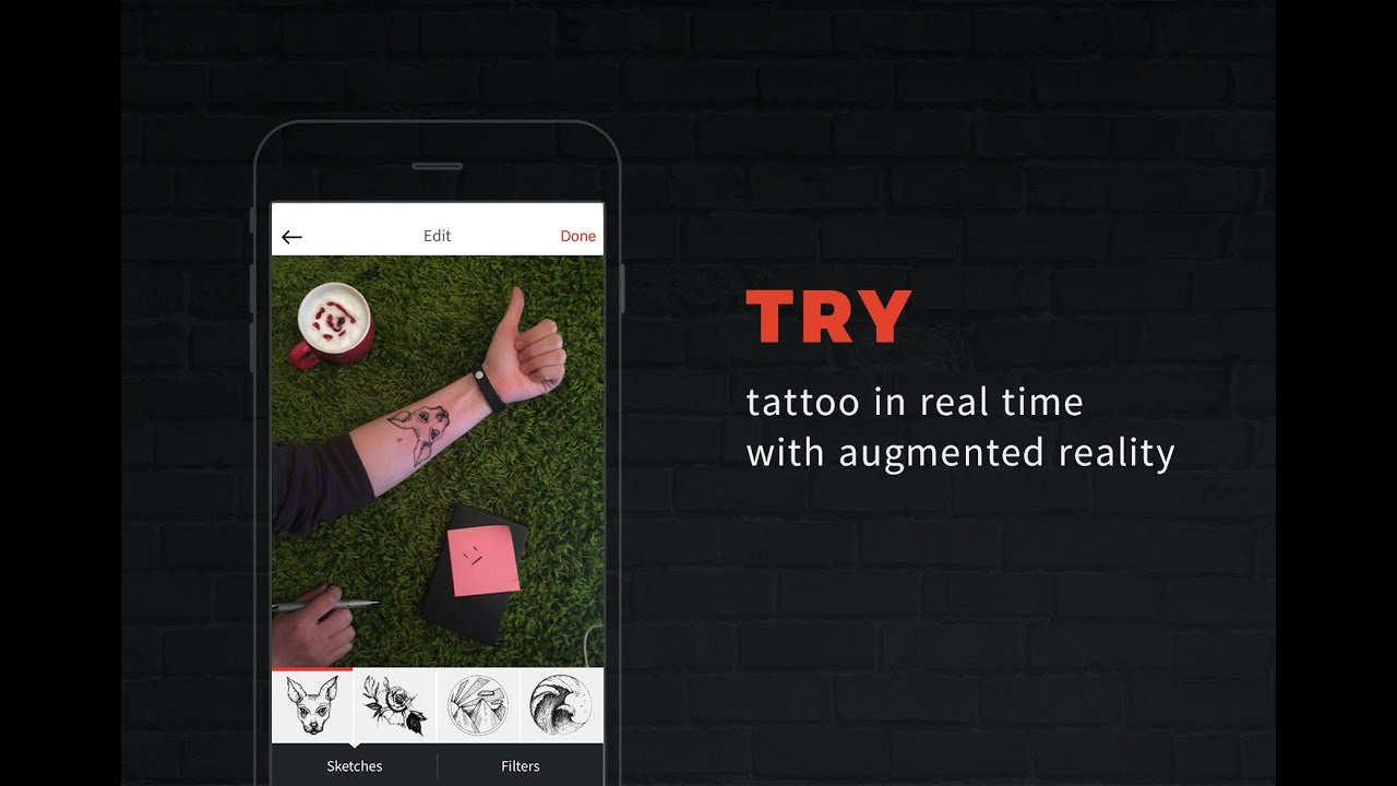 Learn How to Test a Tattoo Before Going to the Needles with this Free App
