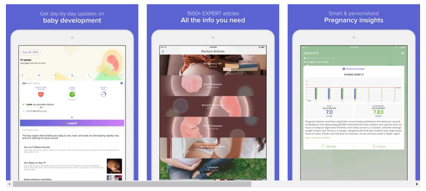 Big News for Pregnant Women: Apps to Monitor Pregnancy on Mobile