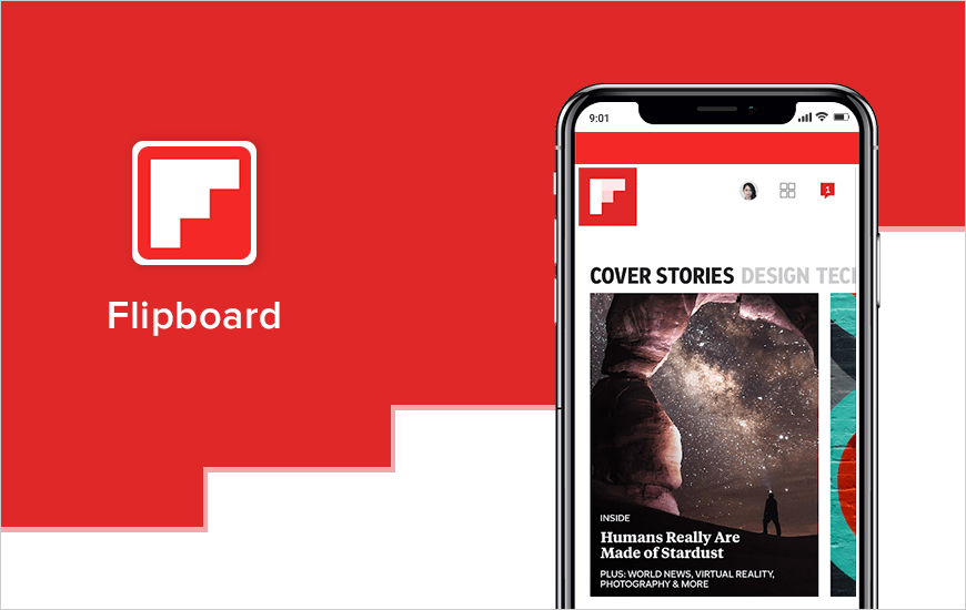 Flipboard – Find Out About the Best News Aggregator App