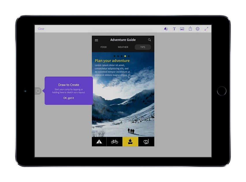 Find Out About the Best iPad Apps to Learn How to Become a Designer