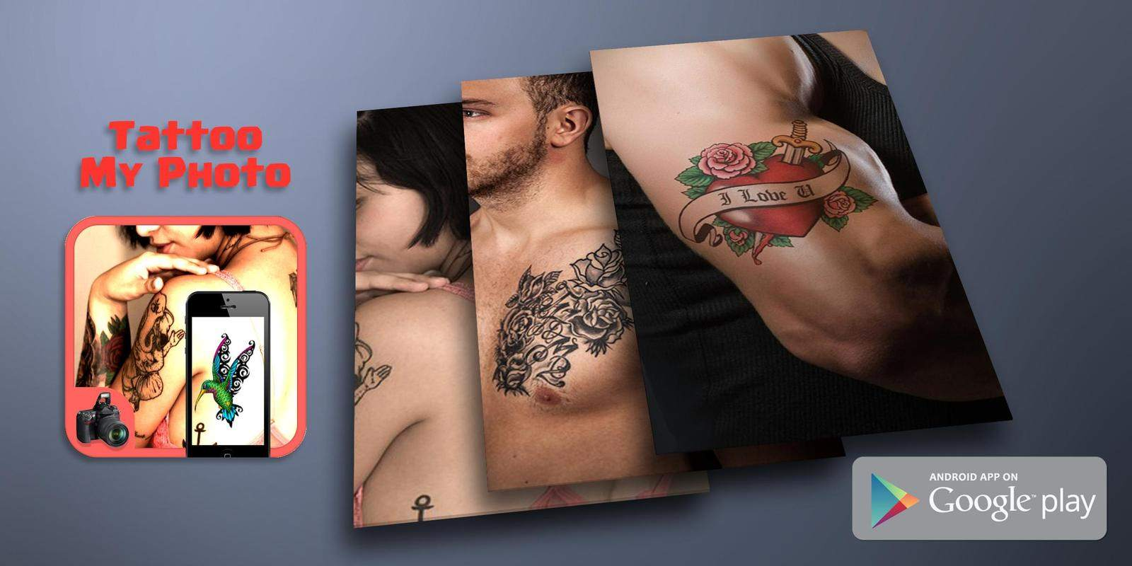 Check Out Some Great Apps to Simulate Tattoos Before Creating Them