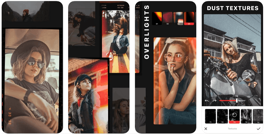 Retro Cam App: Vintage Camera Filters and Photo Effects | Learn to Use