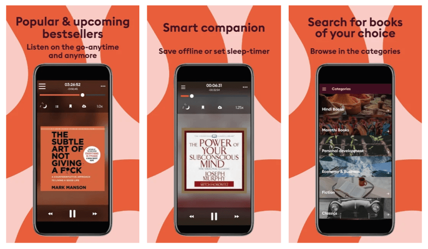 The Best Audiobook Apps to Listen to Every Day