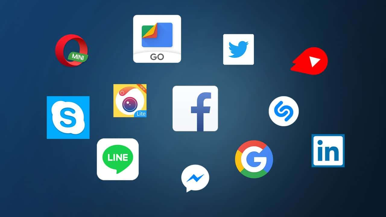 "Lightweight Apps to Save Phone Memory - Check Out These ""Lite"" Versions of Apps"