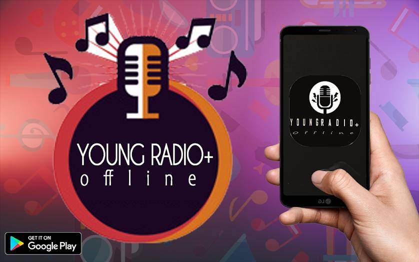 Young Radio + Offline Music App - See How to Use to Listen to Music Offline and More