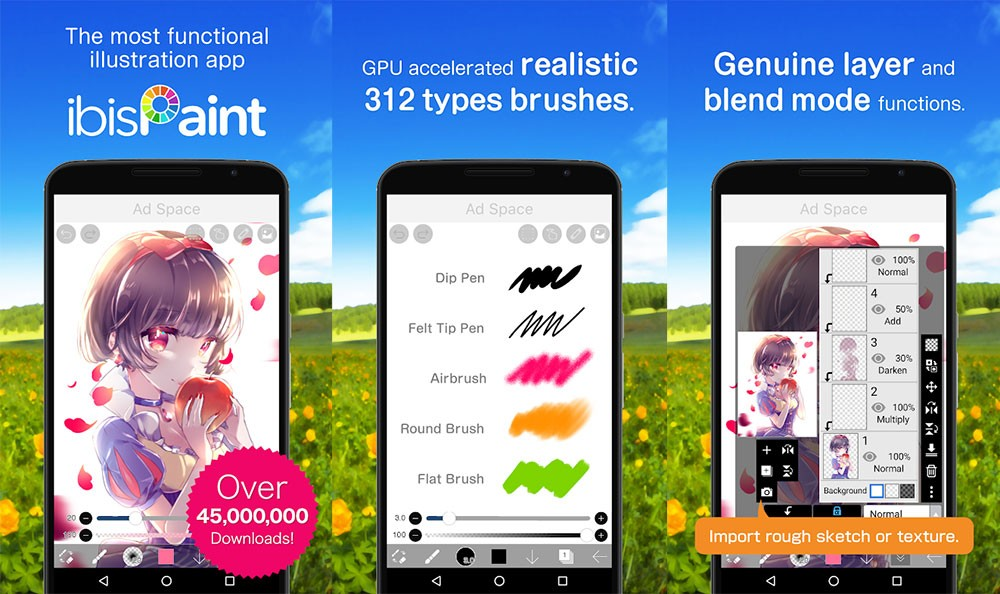 ibis Paint X - Get Endless Possibilities With This App
