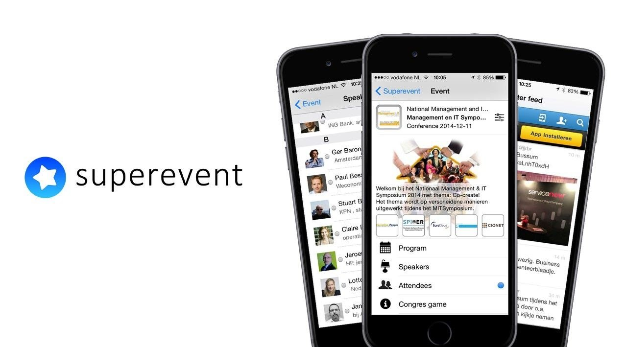 Discover The 10 Best Event Apps