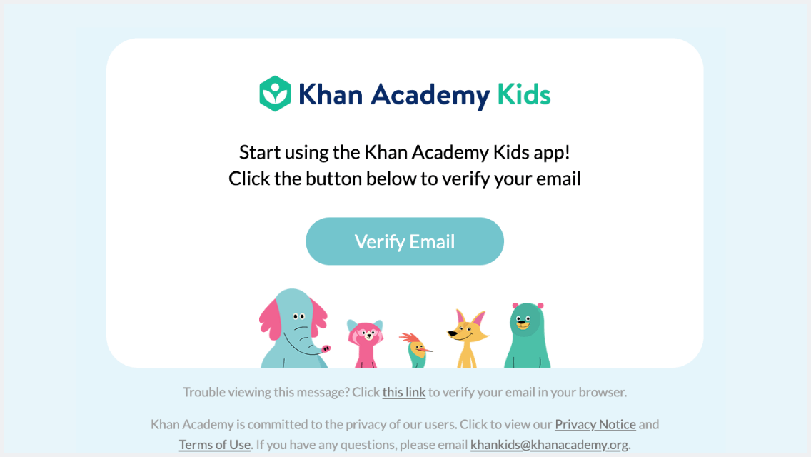Khan Academy App For Toddlers: The Children's Learning App