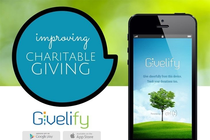 Donating Is Made Easy With The Givelify App