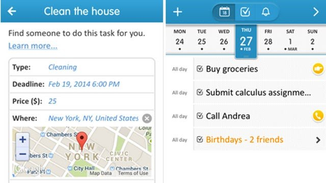 Discover The 24me Smart Personal Assistant App
