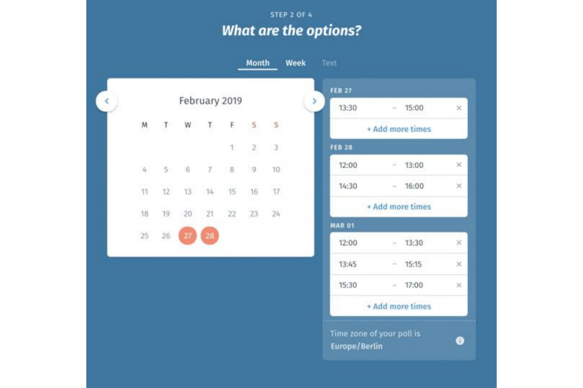 Discover The Convenience Of Using The Doodle Scheduling App