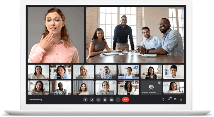 How to Hold Meetings Using the Google Meet App
