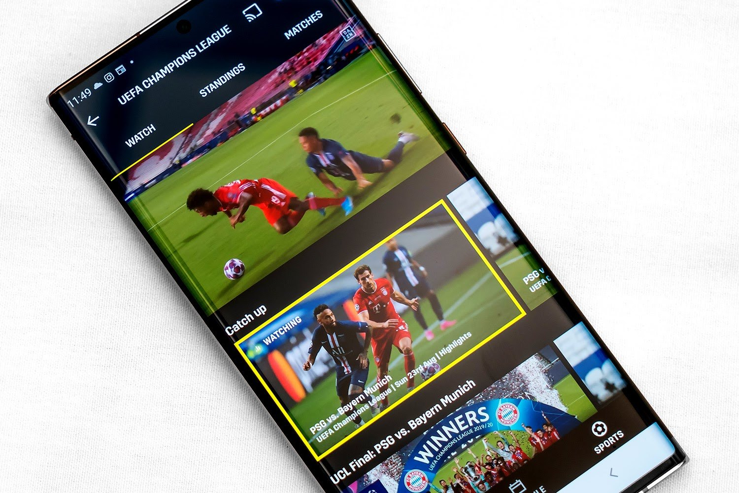 Discover The 10 Best Sports Streaming Apps For Watching Games