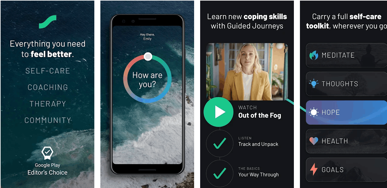 The Best Mental Health Apps to Relax