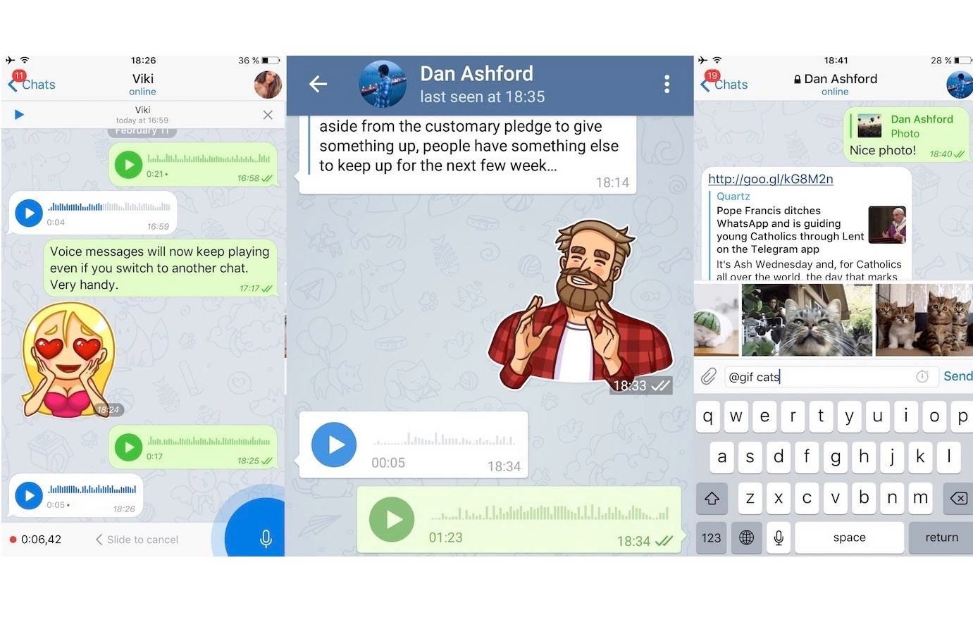 What Are the Best Features that Telegram Offers?