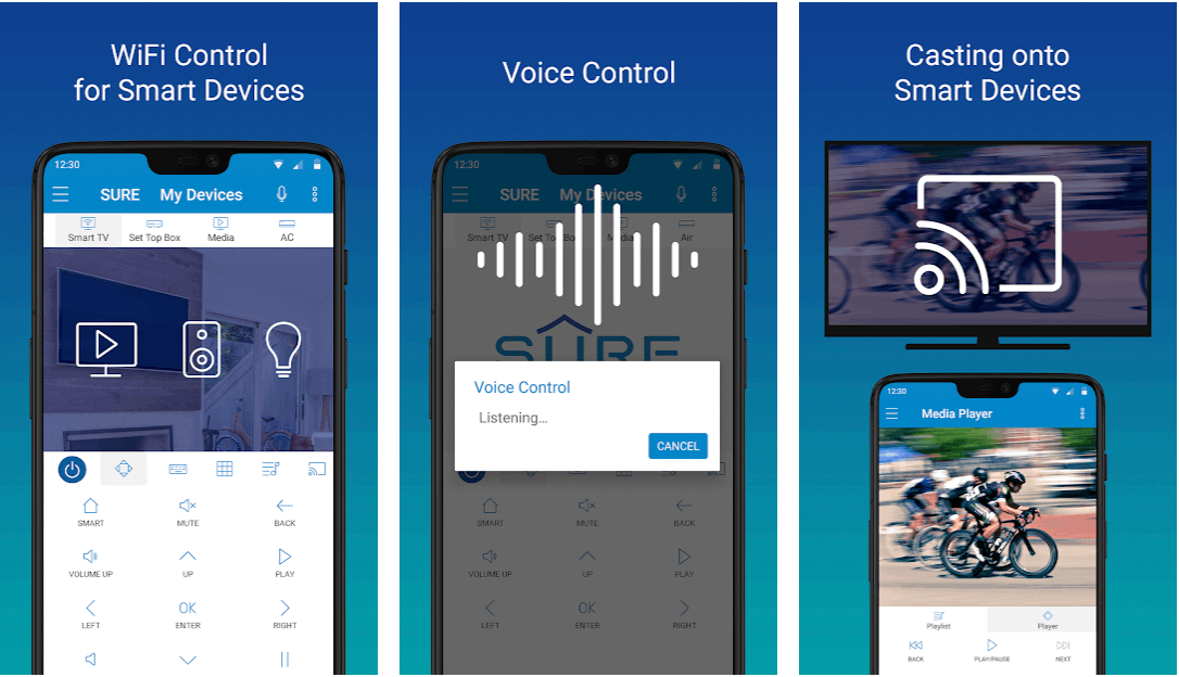 Apps that Can Turn a Cell Phone into a Remote Control